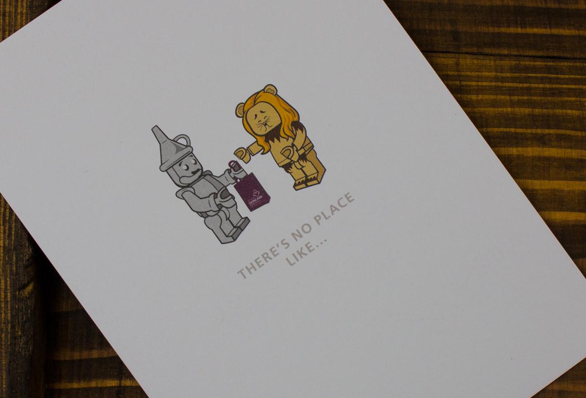 Literature Printing - Skin Health Spa-12