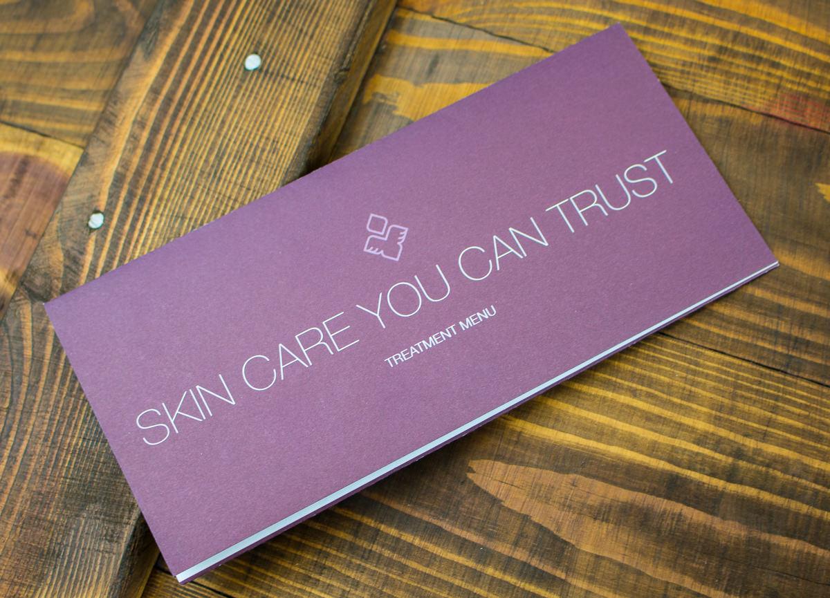 Literature Printing - Skin Health Spa-40
