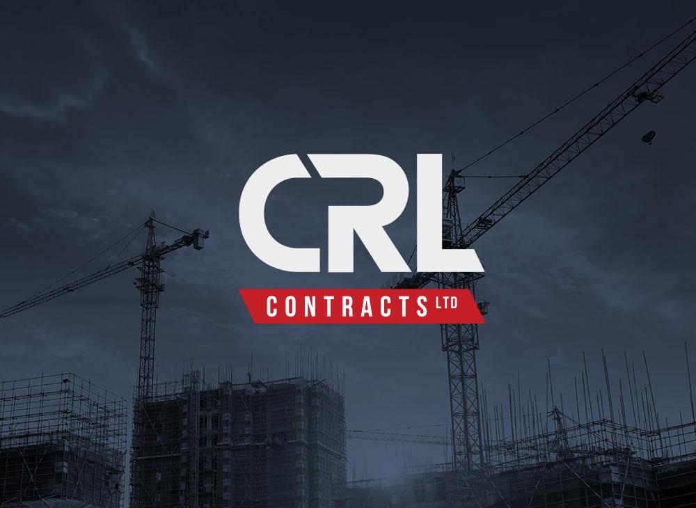 Construction Logo & Website Design