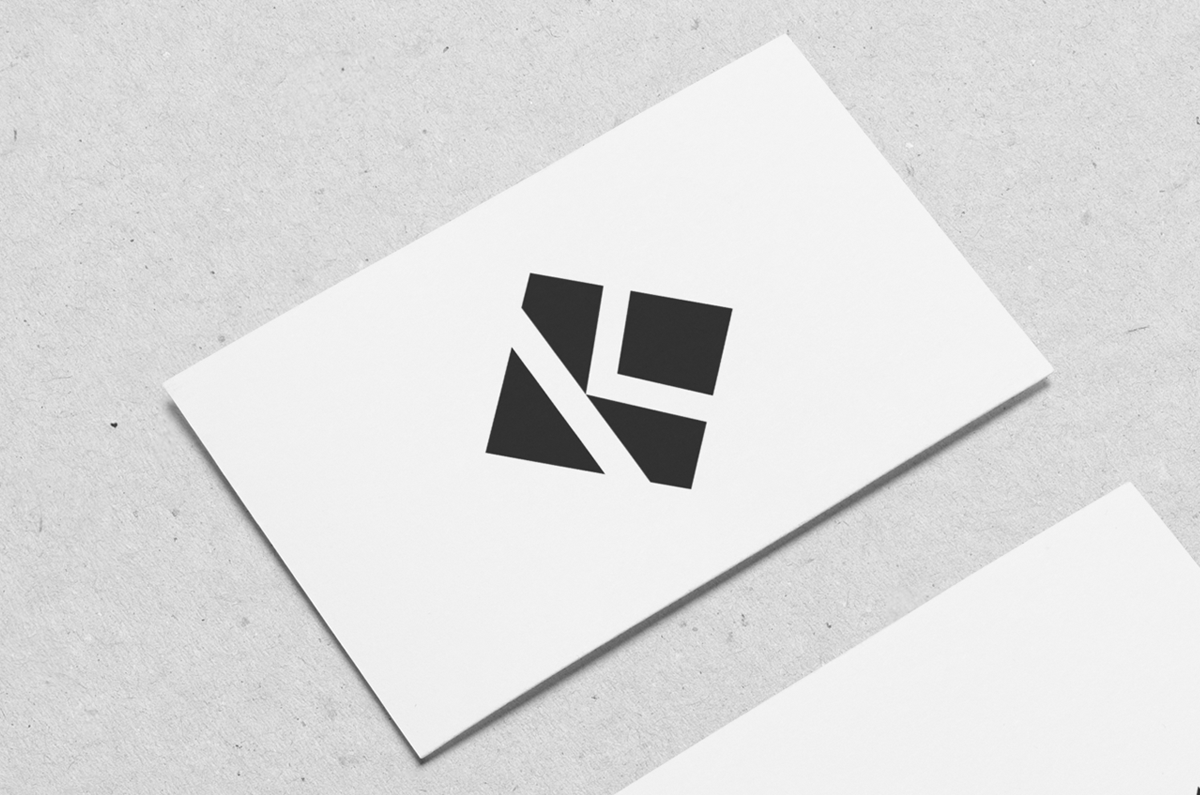 Business Cards Close Up