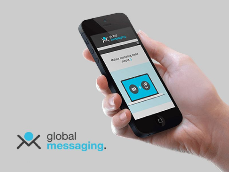 Global Messaging Icon