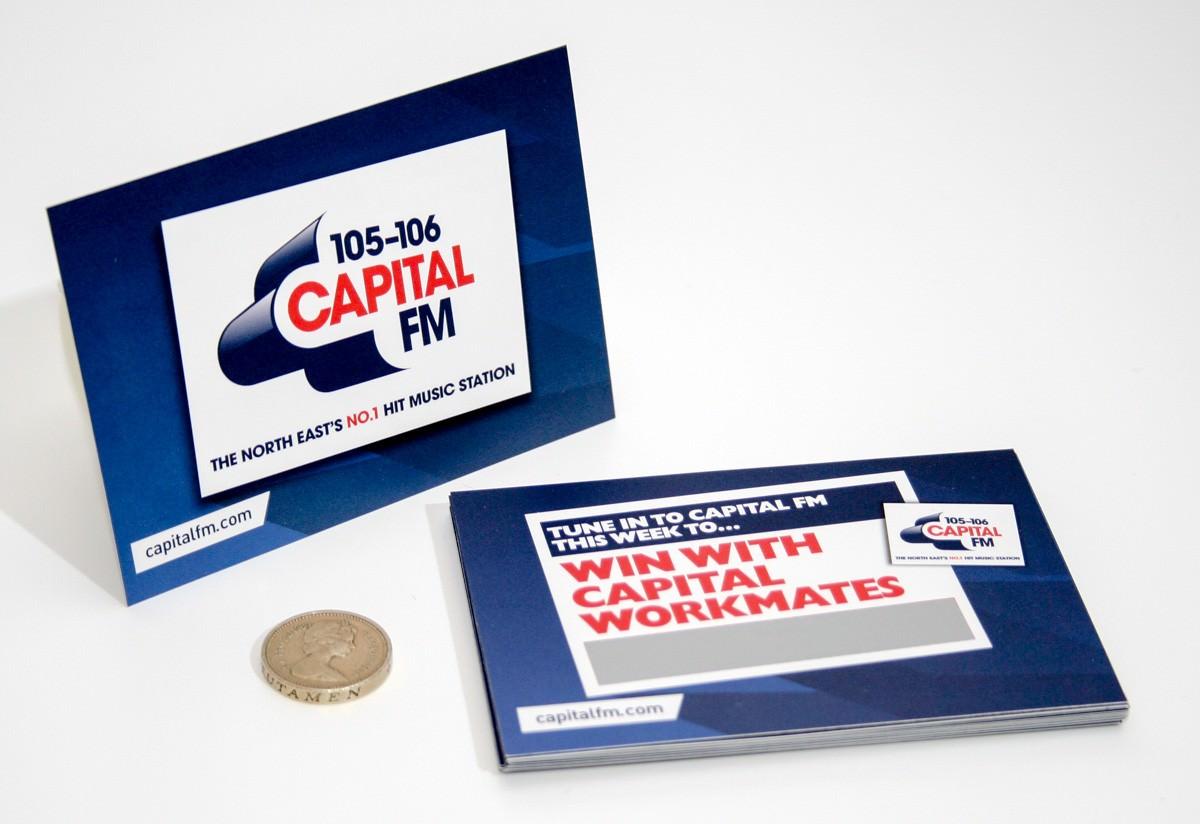Scratch Cards Capital FM-3