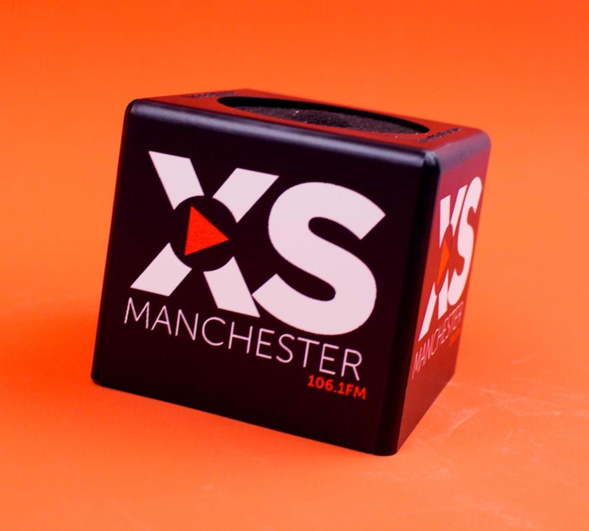 Microphone Flags - XS Radio-1