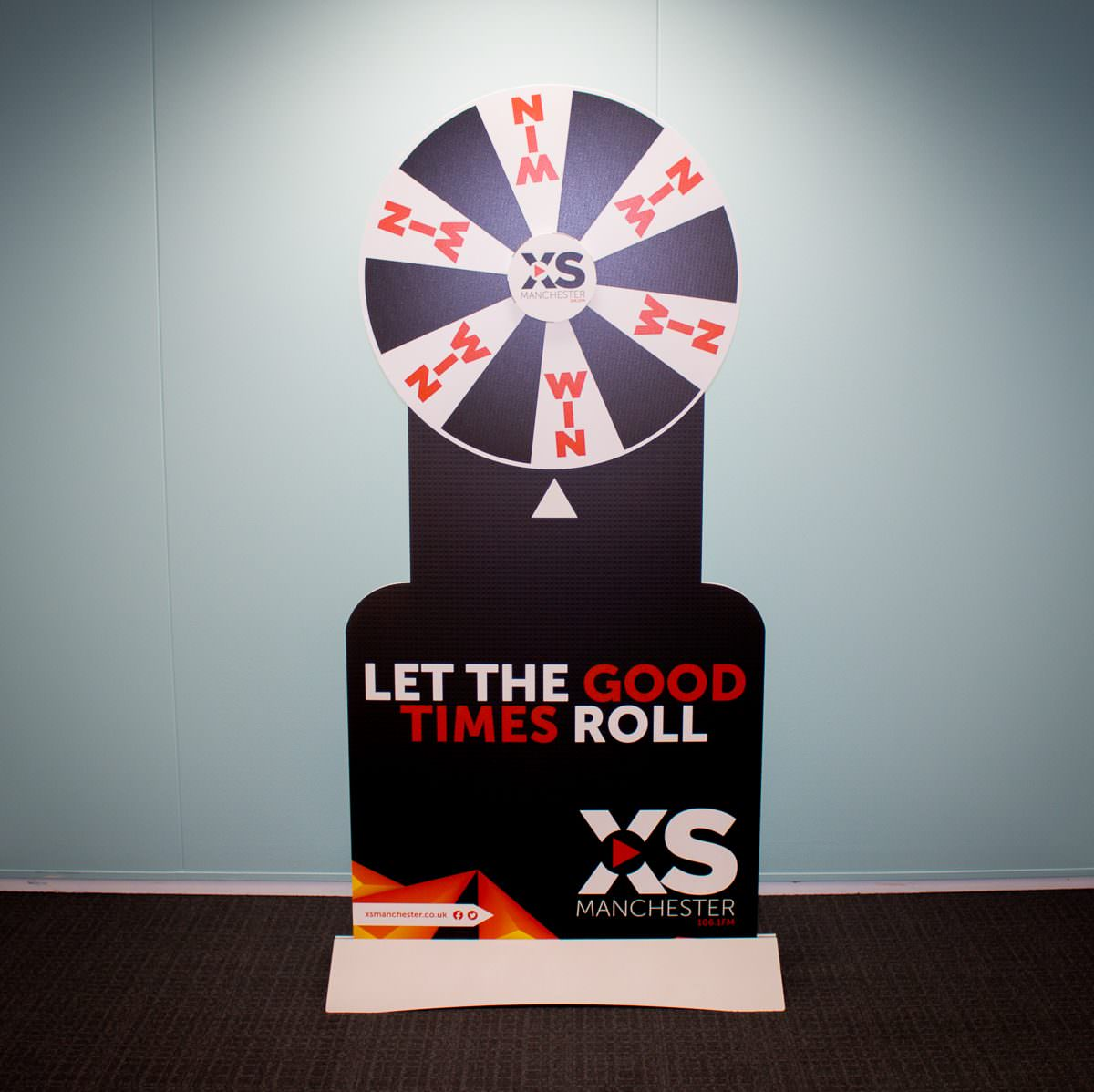Spin to Win Unit - XS Manchester-8