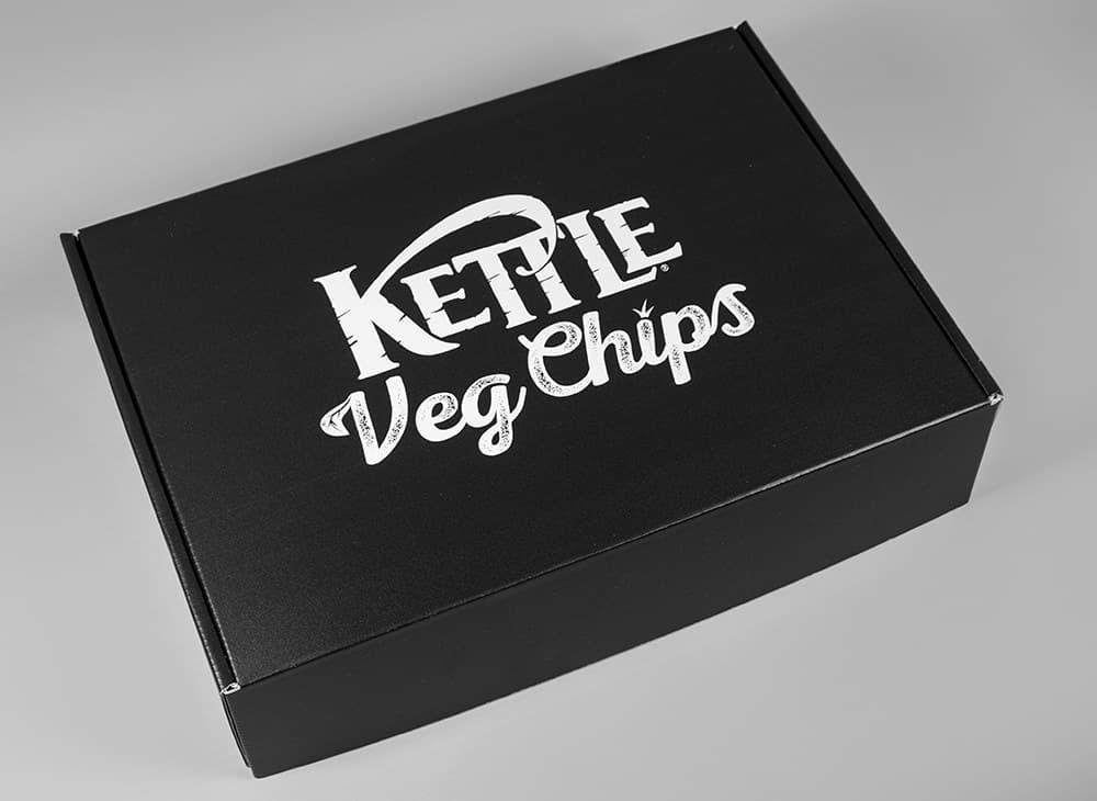 Printed Crisp Presentation Boxes
