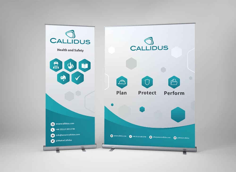 Roller Banner Printers | Display & Backdrop Graphics | Pull