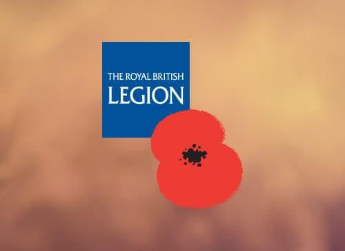 Leaflet Design and Printing – Royal British Legion