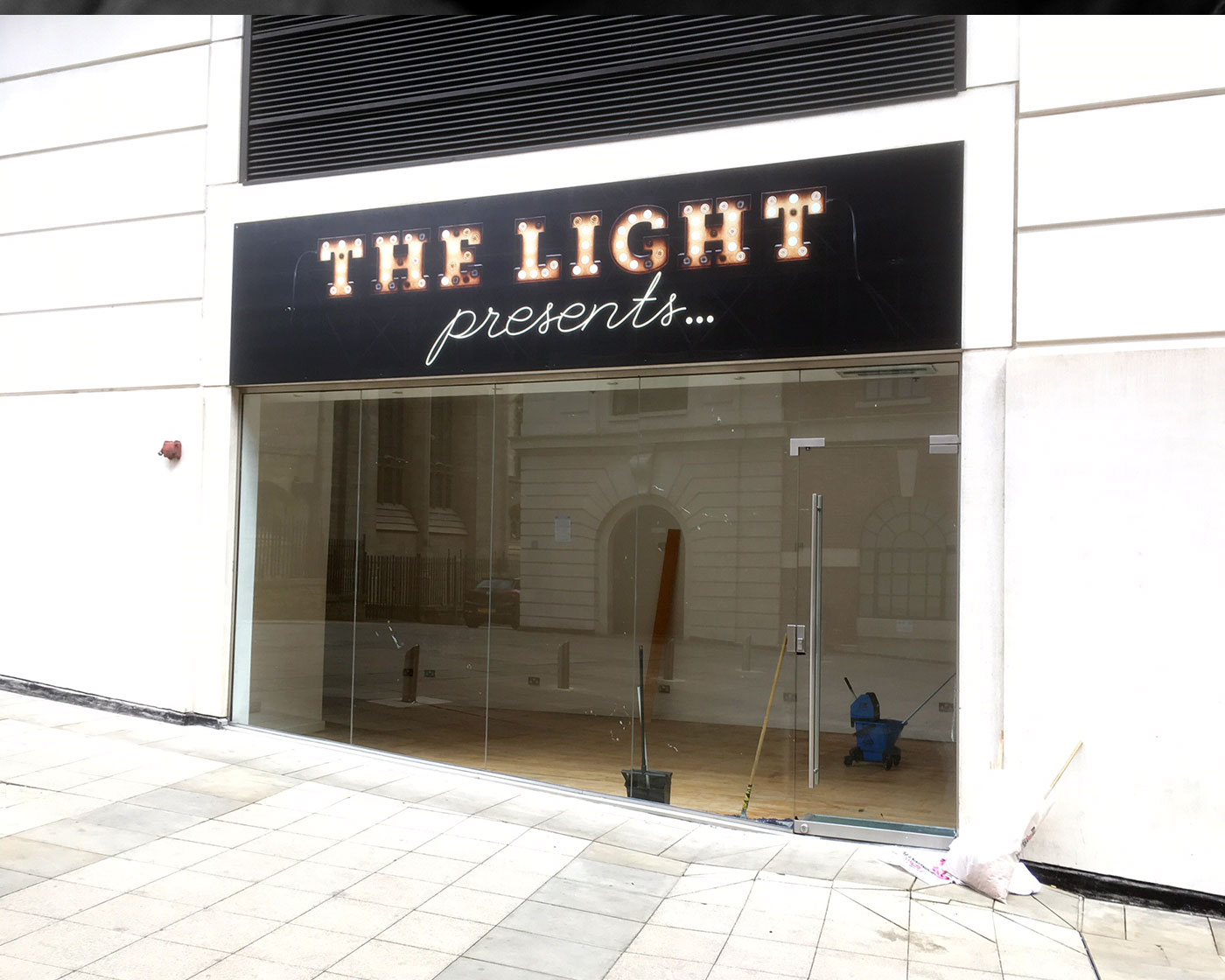 The-Light-Presents-Signage