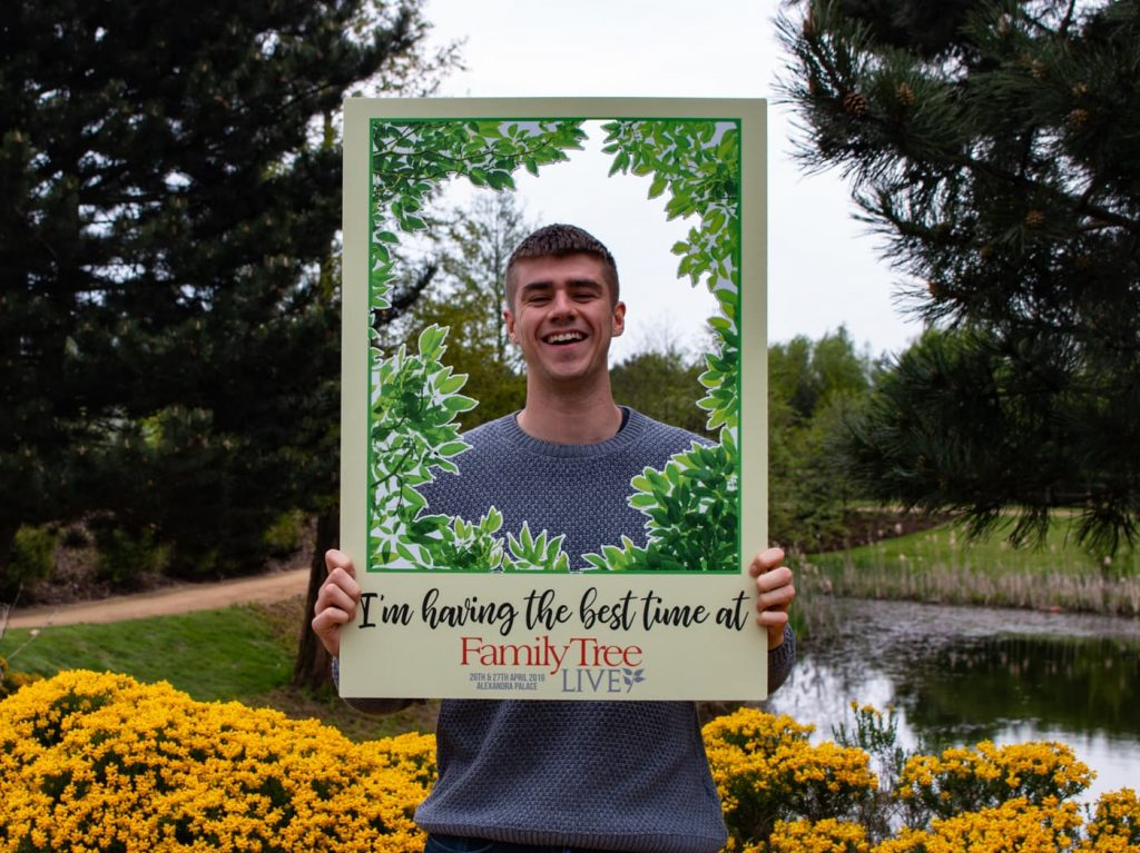 Environmental Recyclable Printed Selfie Frame