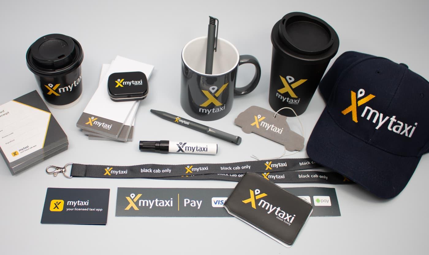 Full Service Design, Print, Digital & Strategy Agency | mytaxi