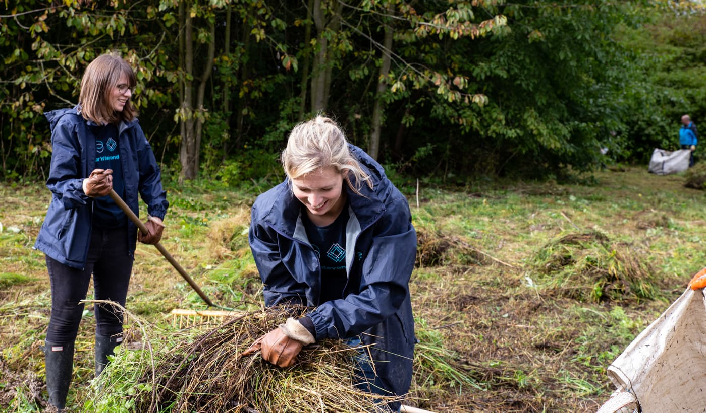 World Mental Health Day with Yorkshire Wildlife Trust