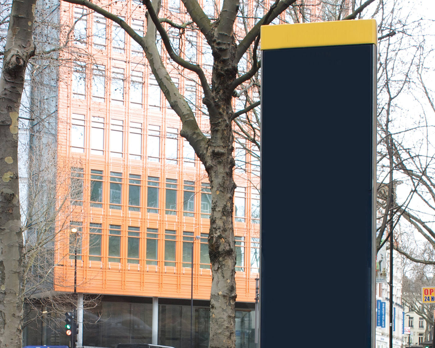 Tall-Street-Signage