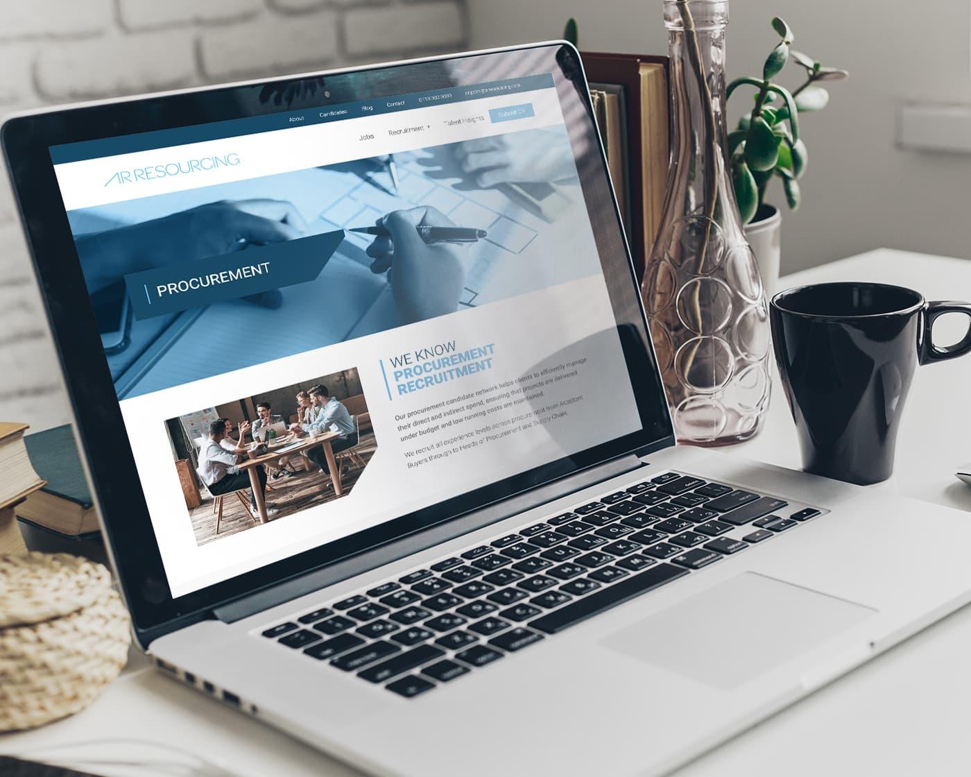 Responsive-Recruitment-Website-Design