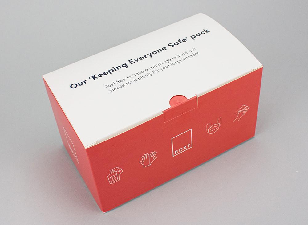 Bespoke packaging boxes