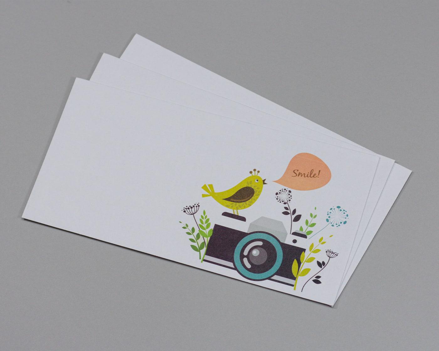 DL-Envelope-Printing
