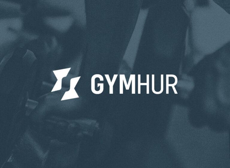 GYMHUR - Sports brand logo and branding design