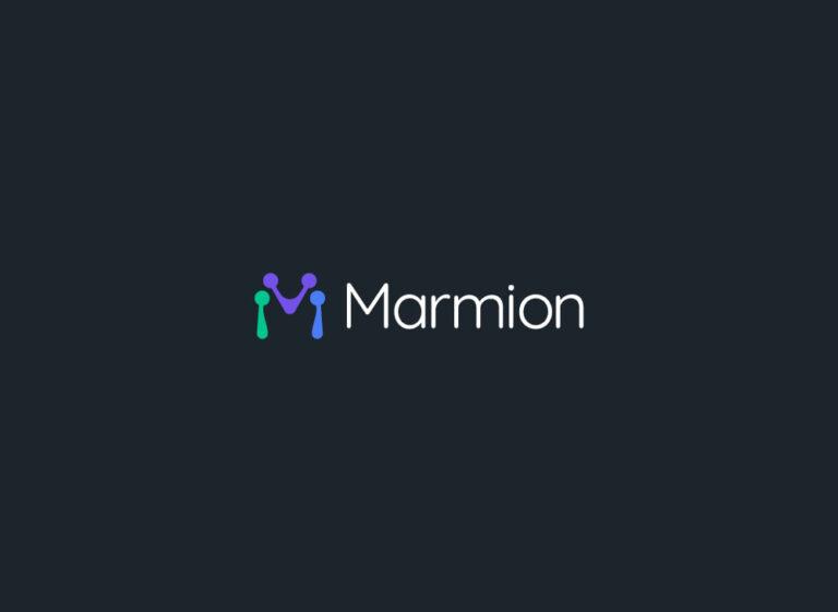 Marmion Recruitment - Branding design logo